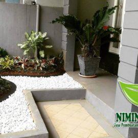 pembuatan taman minimalis